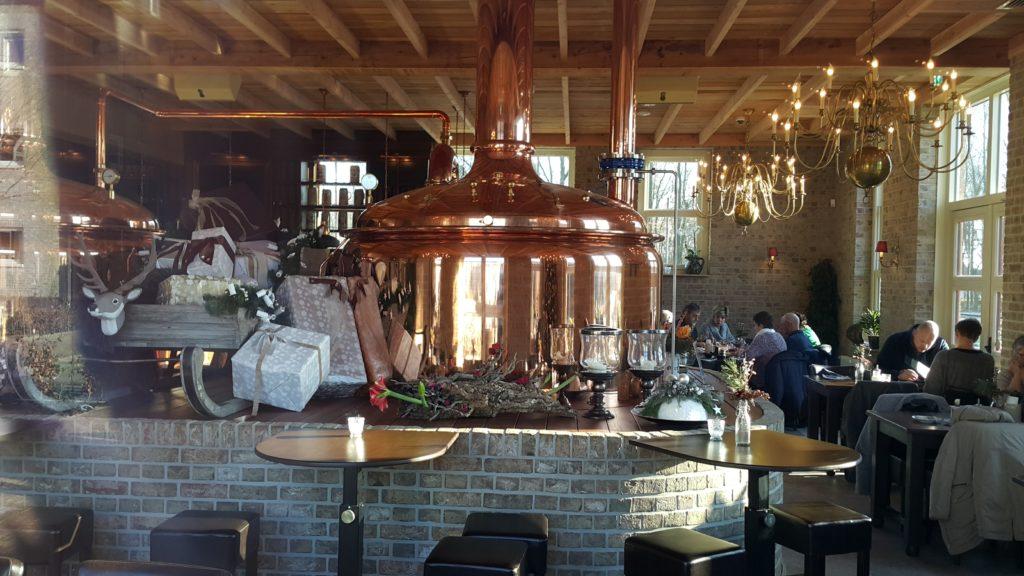 De nieuwe Othmar brouwerij in Ootmarsum
