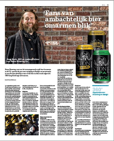 Interview met Greg Koch