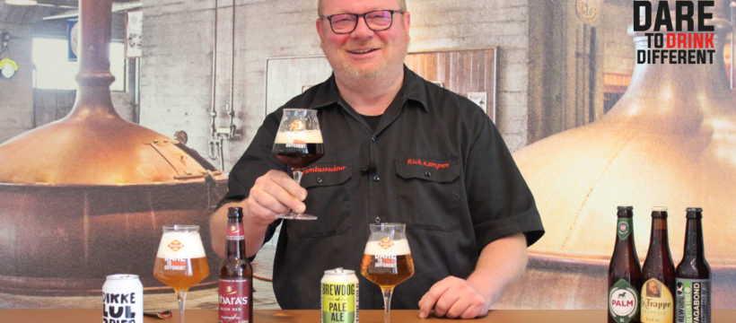 Rick kempen Youtube playlist Bier & cO