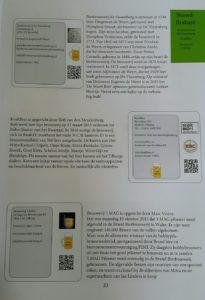 Pagina uit het boek Bierbrouwerijen