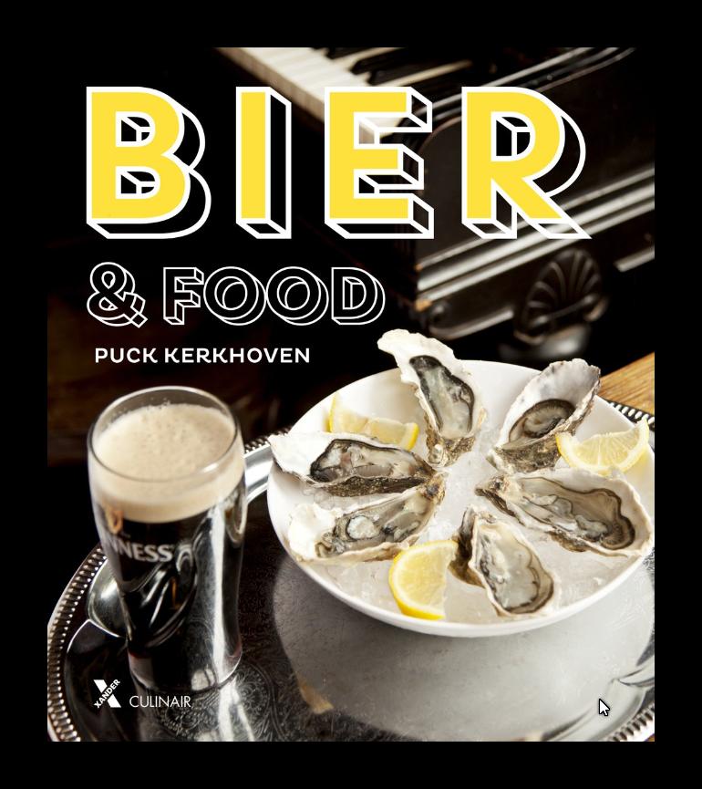 Bier en eten combineren