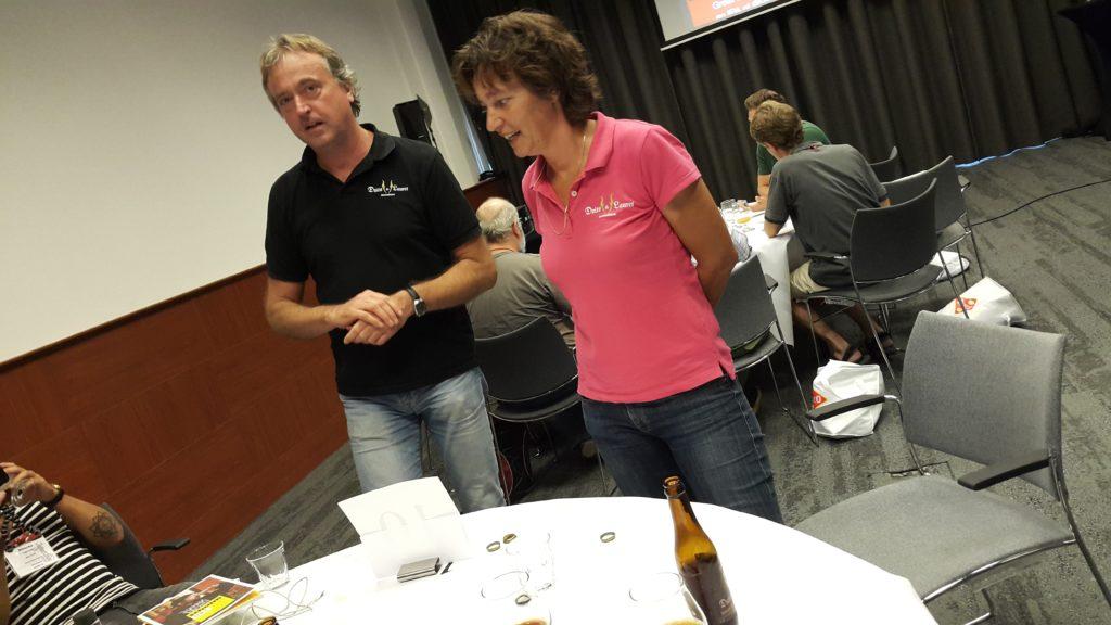 Duits & Lauret presenteren hun Fortbrouwerij