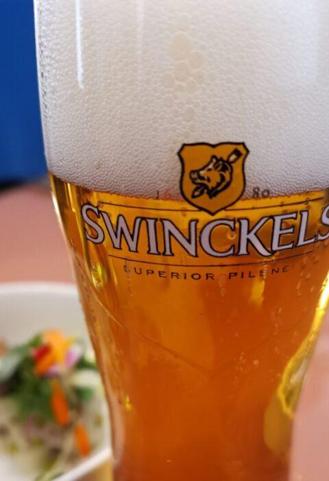 Daling bierverkoop
