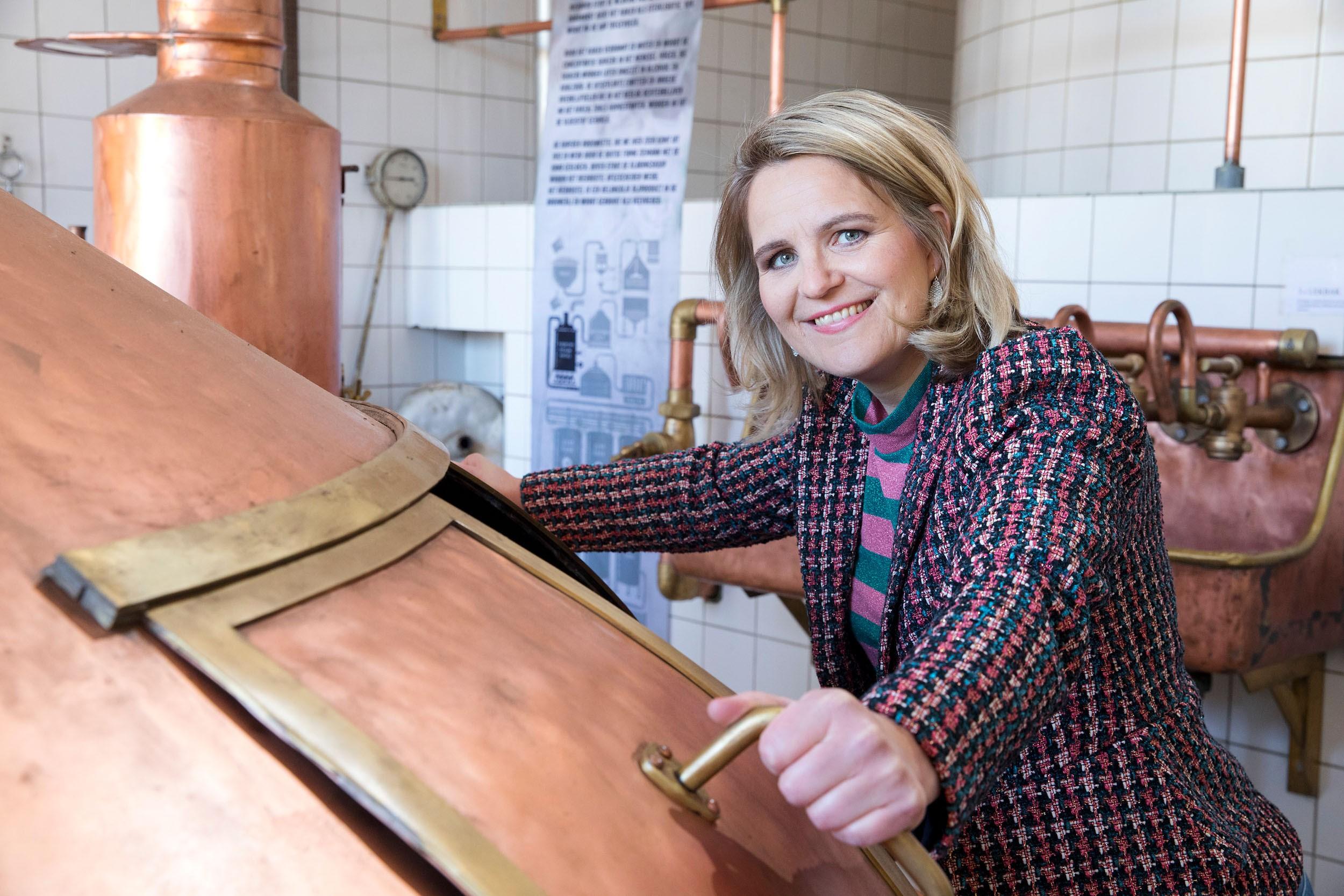 Fiona de Lange