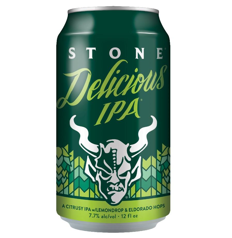 Delicious IPA van Stone Brewing