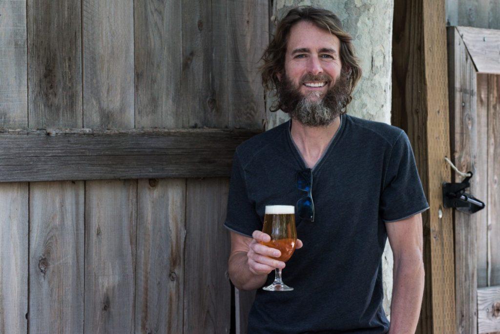 Greg Koch, oprichter van Stone Breweing