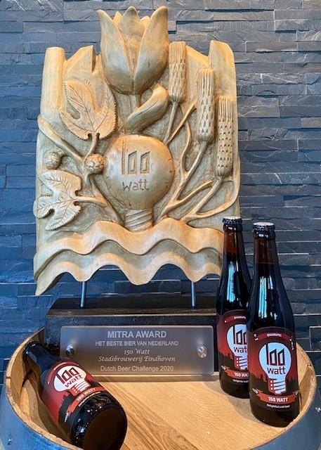 150 watt beste bier van Nederland