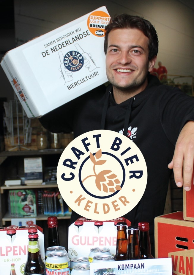 Gulpener Craft Bier Kelder