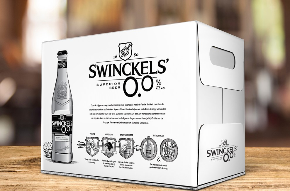 Swinckels 0.0% Superior