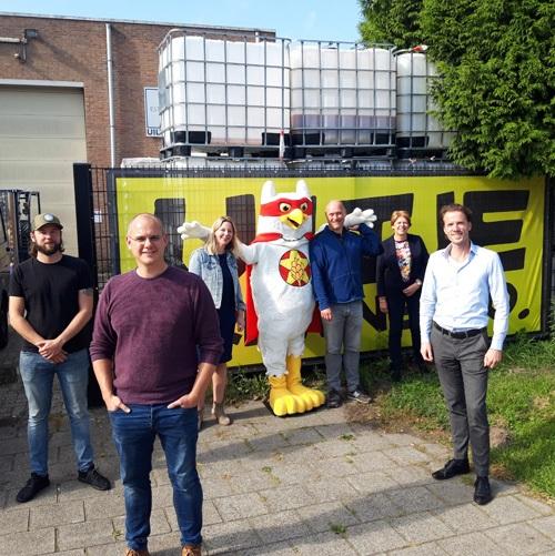 Uiltje Brewing is nu lid van Nederlandse Brouwers